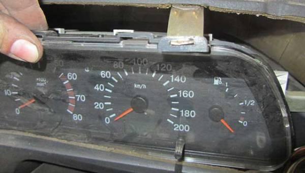 Ремонт, тюнинг и распиновка панели приборов ВАЗ 2110: не работает комбинация и не горит приборный щиток, диагностика и снятие приборки