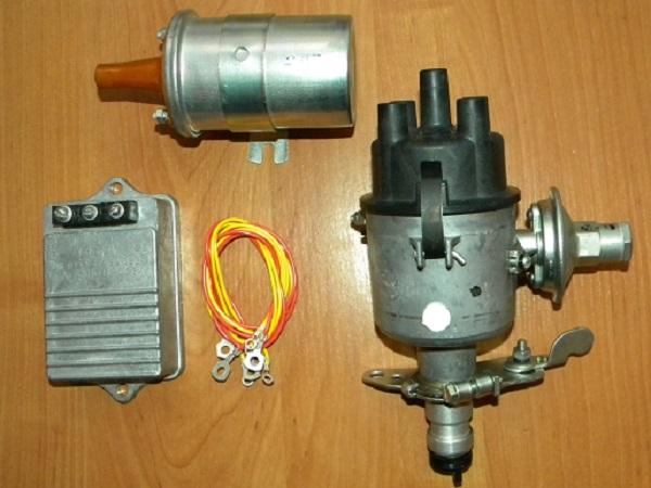 Порядок и схема зажигания ЗИЛ 130: инструкция по установке и подключению бесконтактной системы