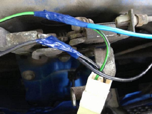 Подключение и установка противотуманных фар: схема противотуманок, как подключить и включить ПТФ