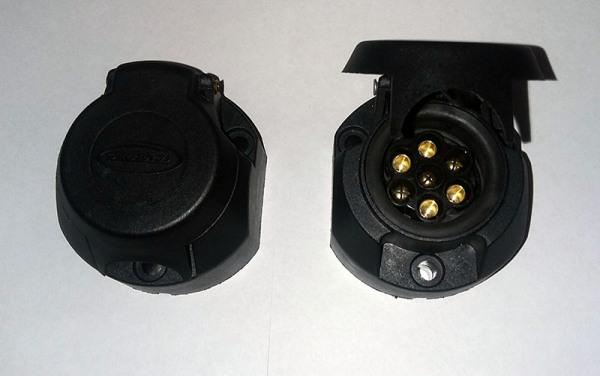 Схема подключения прицепа к легковому автомобилю: как подключить, распиновка фаркопа и проводка