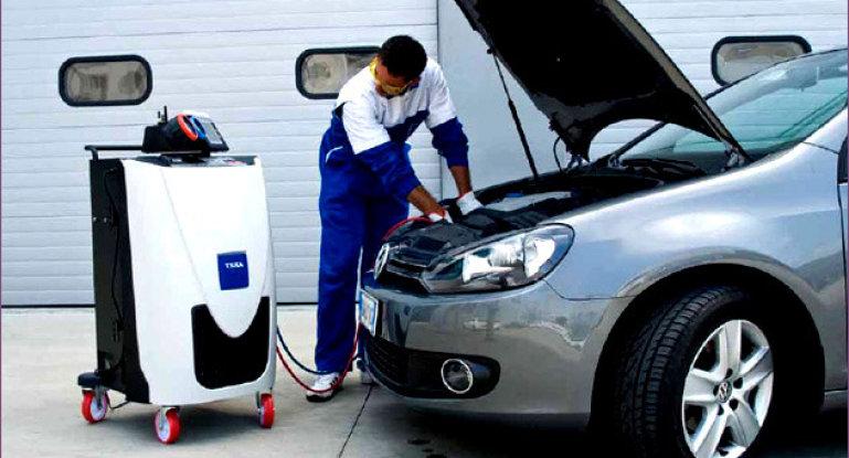 Ремонт, чистка и заправка кондиционеров автомобиля своими руками: нормы и объемы, как заправить