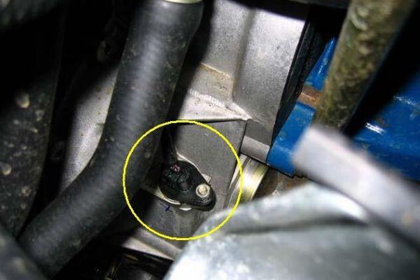 Замена датчика скорости Lada Kalina 8 клапанов: где находится, как проверить и заменить