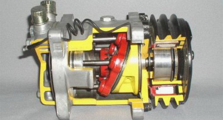 Разборка и ремонт компрессора автокондиционера: как проверить, если устройство не включается