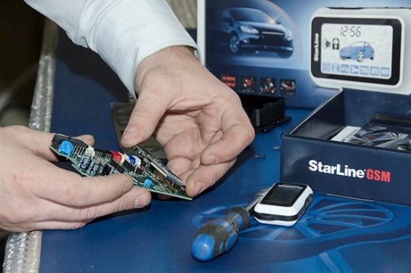 Модуль GSM Starline для сигнализации с автозапуском: инструкция по эксплуатации и настройка