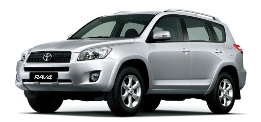 Технические характеристики Тойота Рав 4 (Toyota Rav4)