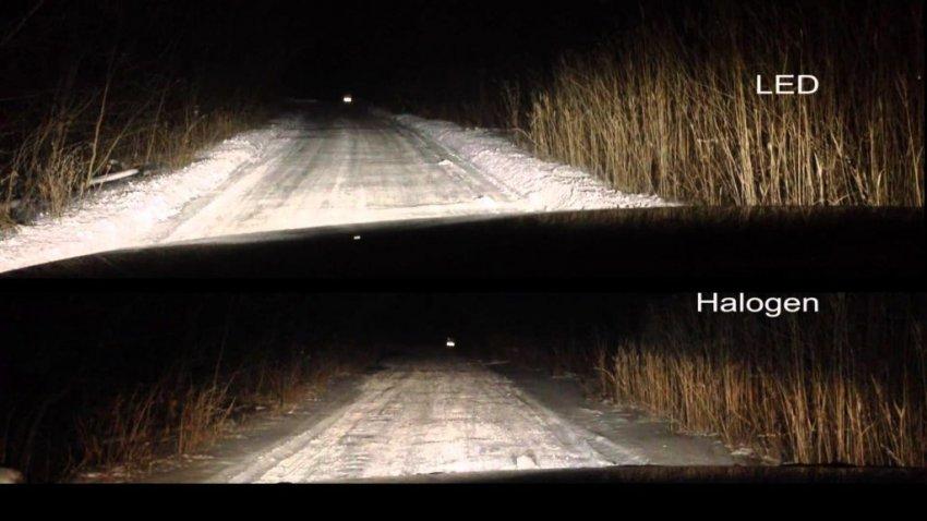 Светодиодные лампы для автомобиля H4 ближнего и дальнего света: рейтинг, распиновка и отзывы