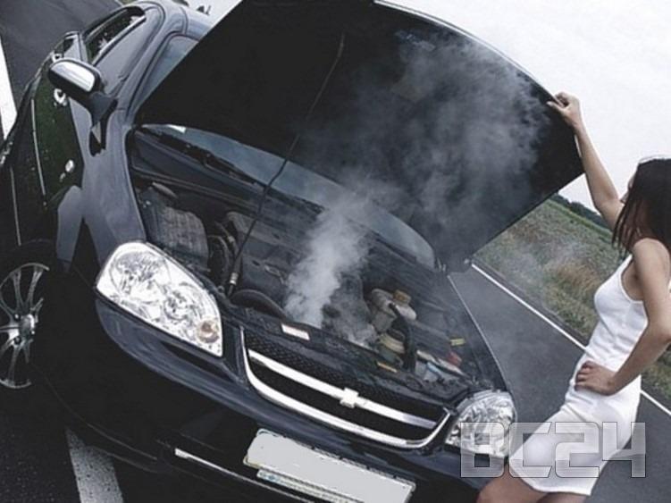Закипел двигатель - причины закипания, последствия, что делать если мотор автомобиля кипит