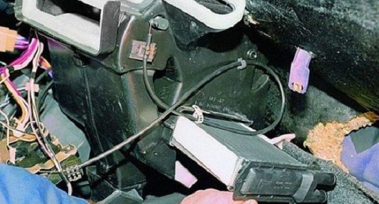 Меняем самостоятельно радиатор печки ВАЗ 2114