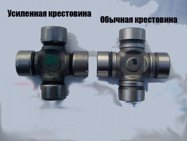 Как своими руками поменять крестовину кардана на ВАЗ 2107