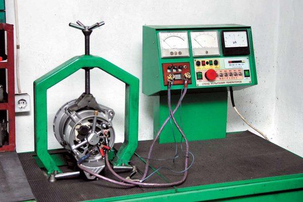 Неисправности генератора ВАЗ 2105 и их устранение