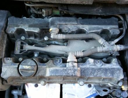 Самостоятельная замена свечей зажигания на автомобиле Citroen С4
