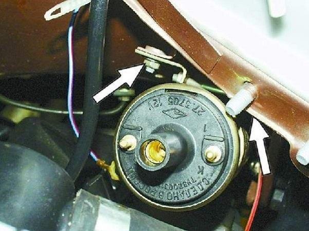 Неисправности катушки зажигания ВАЗ 2109: ремонтируем самостоятельно
