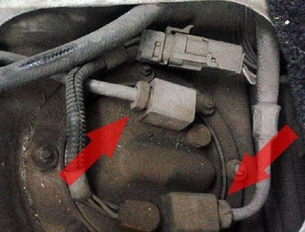 Диагностика и самостоятельный ремонт электрического бензонасоса ВАЗ 2108
