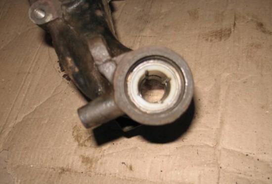 Самостоятельная замена подшипников в заднем рычаге автомобиля Fiat Marea