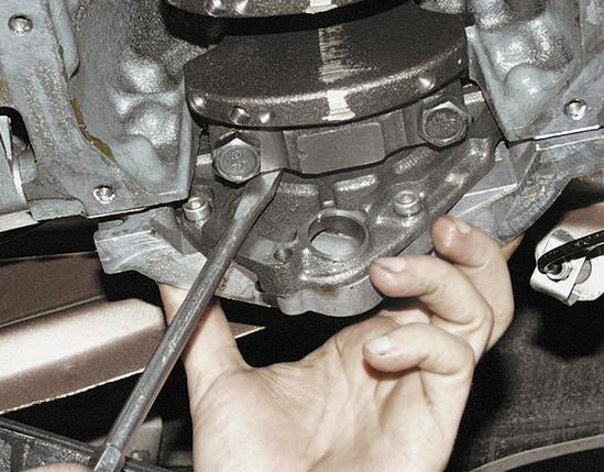 Снятие и ремонт масляного насоса на автомобиле ВАЗ 2115 своими руками