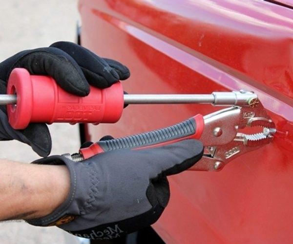 Улучшаем внешний вид ВАЗ 2101 – кузовной ремонт