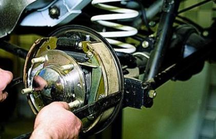 Как самостоятельно заменить тормозные колодки на ВАЗ 21213
