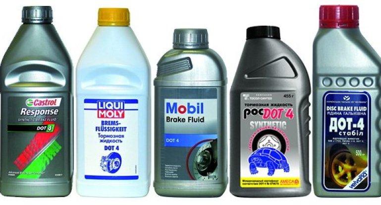 Каким образом и в какое время необходимо позаботиться о замене тормозной жидкости