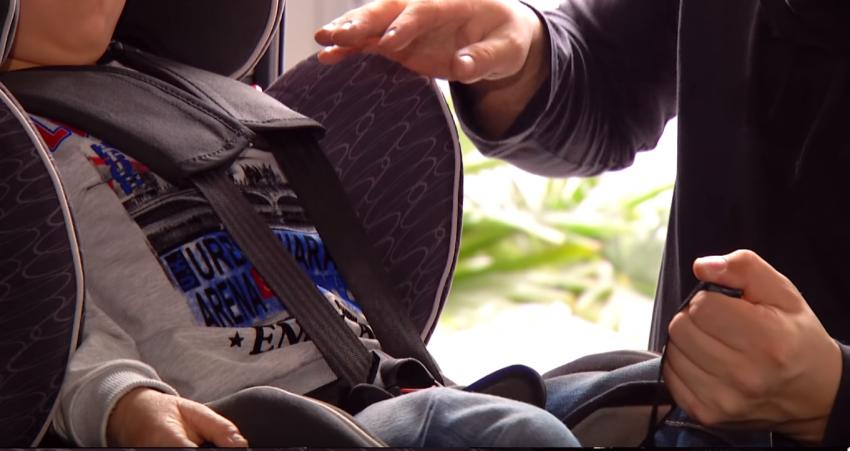 Нужно ли детское кресло в авто? Как крепится детское кресло