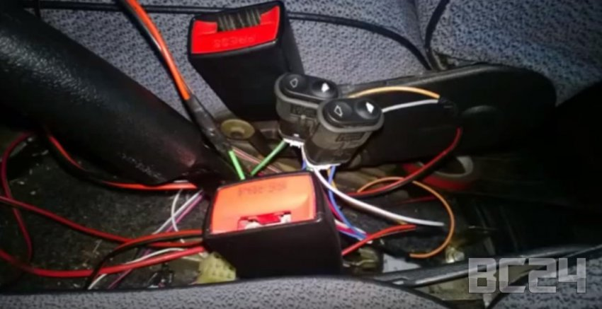 Электропривод на сидения своими руками - схема, фото, видео