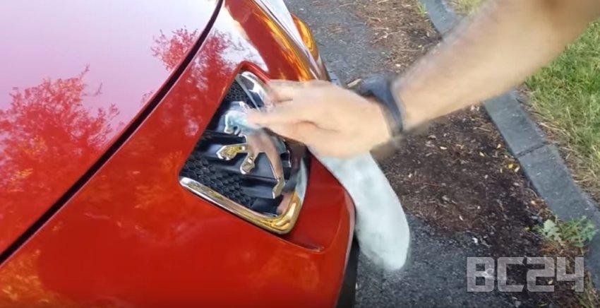Как отполировать машину своими руками - секреты и видео