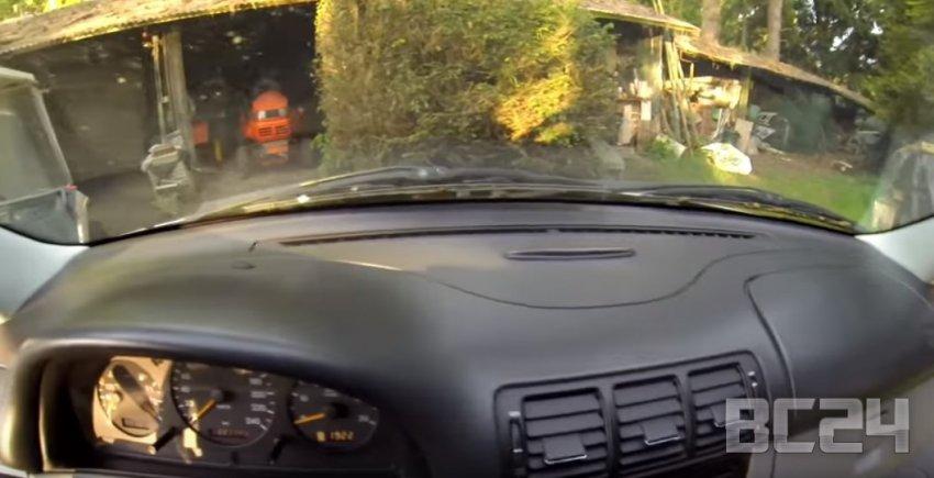 Химчистка салона автомобиля своими руками - фото до и после