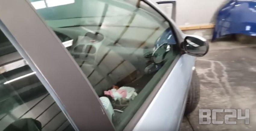 Как избавится от неприятного запаха в машине - озонатор