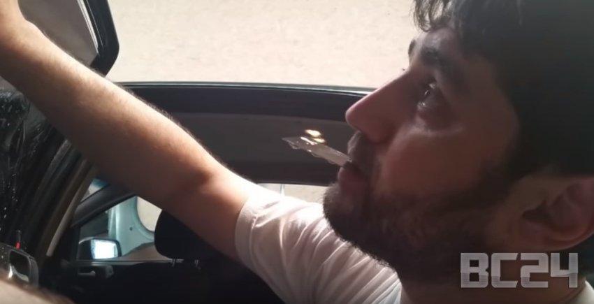 Как затонировать автомобиль своими руками с фото и видео
