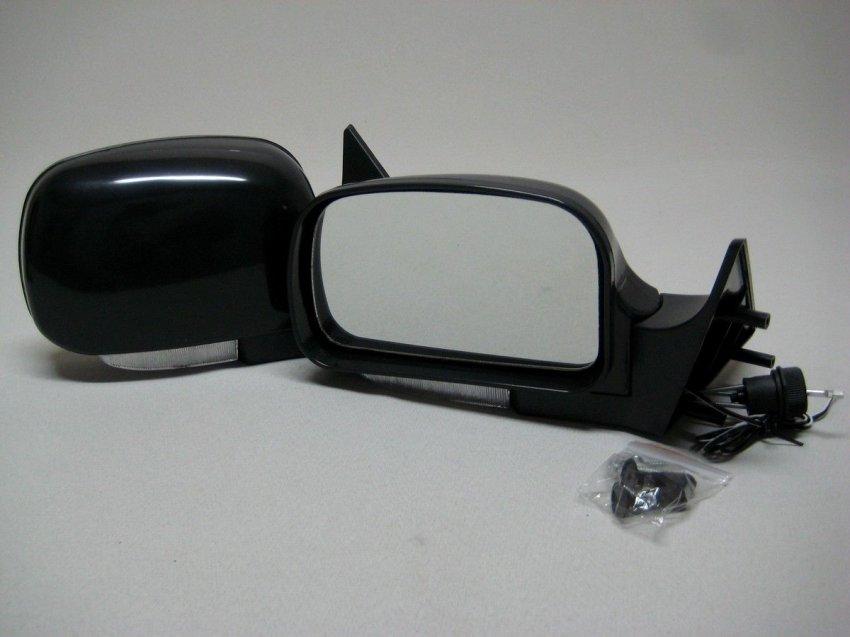 Самостоятельная замена зеркального стекла на ВАЗ 2110